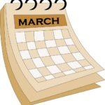 मार्च माह