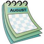 अगस्त माह