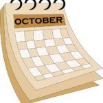 अक्टूबर माह