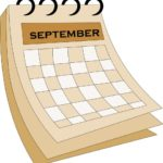 सितम्बर माह
