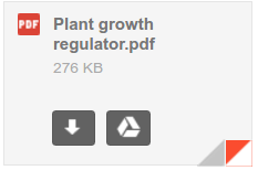 PlantGrowthRegulator-PGR